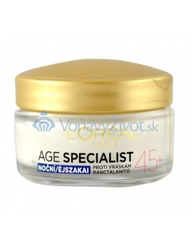 L'Oréal Paris Age Specialist 45+ Night Cream 50ml W