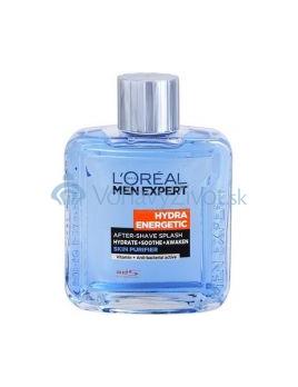 L'Oréal Men Expert Hydra Energetic Skin Purifier After-Shave Splash 100ml