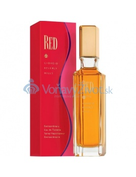 Giorgio Beverly Hills Red W EDT 90ml
