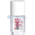 Rimmel London Nail Nurse Nail Base & Top Coat 12ml