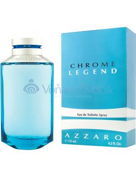Azzaro Chrome Legend Toaletná voda 125ml M