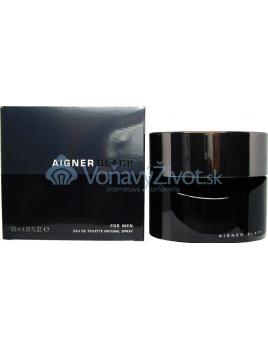 Aigner Black for Men M EDT 125ml