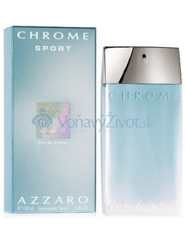 Azzaro Chrome Sport M EDT  100ml