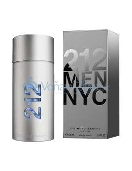 Carolina Herrera 212 MEN M EDT 100ml