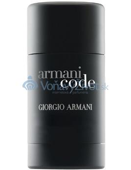 Giorgio Armani Black Code Deostick 75ml M