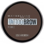 Maybelline Tattoo Brow Pomade 4g - 05 Dark Brown