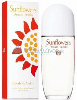 Elizabeth Arden Sunflowers Dream Petals W EDT 100ml