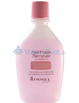 Rimmel London Strengthening Nail Polish Remover 100ml