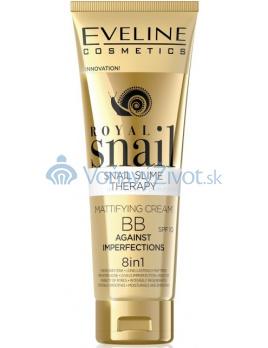 Eveline Royal Snail Mattifying BB Cream 8in1 50ml