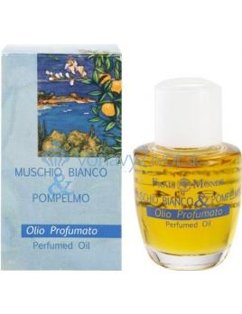 Frais Monde White Musk And Grapefruit Perfumed Oil Parfémovaný olej 12ml W