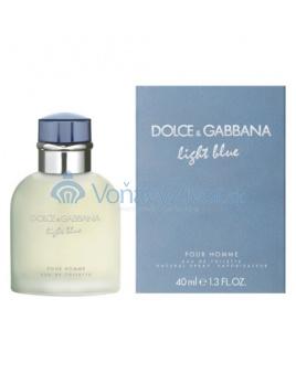 Dolce & Gabbana Light Blue Pour Homme M EDT 40ml