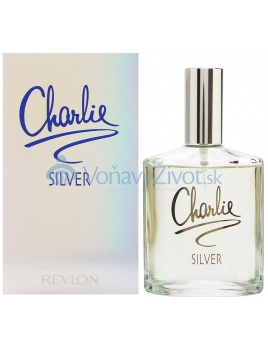 Revlon Charlie Silver W EDT 100ml