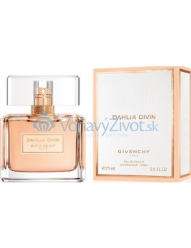 Givenchy Dahlia Divin W EDT 75ml
