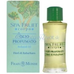 Frais Monde Spa Fruit Rhubarb Flower Perfumed Oil Parfémovaný olej 10ml W