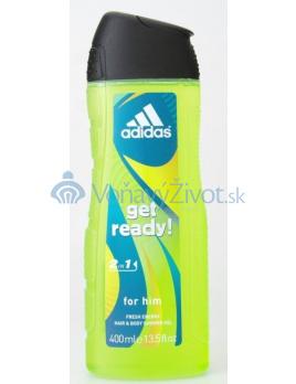 Adidas Get Ready! Sprchový gél 400ml M