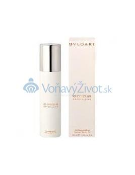 Bvlgari Omnia Crystalline Perfumed Shower Gel 100 ml (woman)