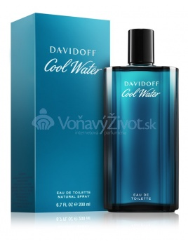 Davidoff Cool Water M EDT 200ml