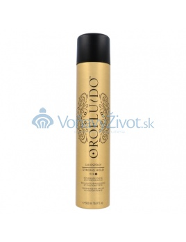 Orofluido Hairspray Strong Hold W lak na vlasy 500ml