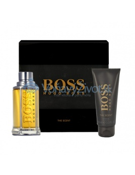 Hugo Boss The Scent EDT 50ml + SG 100ml