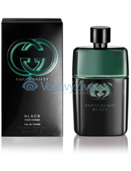Gucci Guilty Black Pour Homme M EDT 90ml