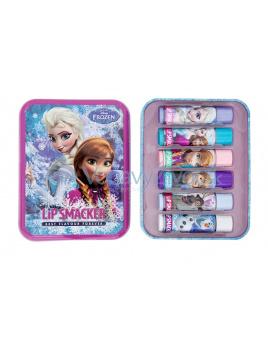 Lip Smacker Disney Frozen Tin Box balzám na rty 6 ks