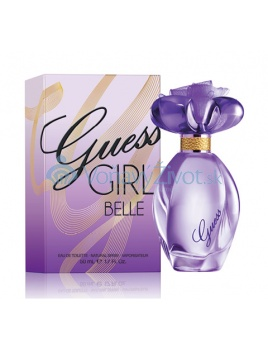 Guess Girl Belle W EDT 100ml