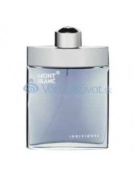 Mont Blanc Individuel M EDT 75ml TESTER