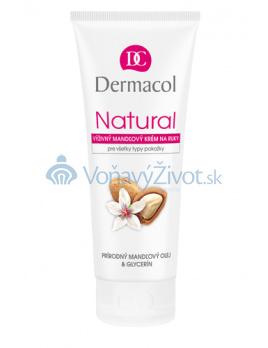 Dermacol Natural Mandlový Krém Na Ruce 100ml W