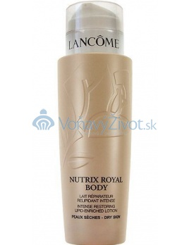 Lancome Nutrix Royal Body Dry Skin Kosmetika 400ml W