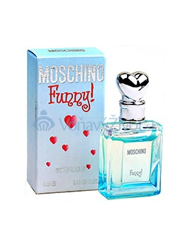 Moschino Funny! W EDT 4ml