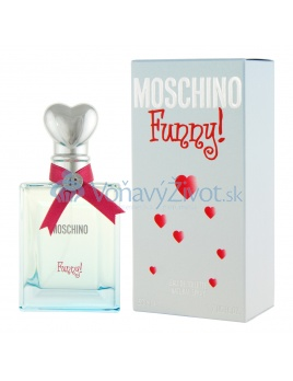 Moschino Funny! W EDT 50ml