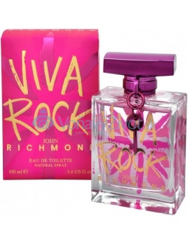 John Richmond Viva Rock W EDT 30ml