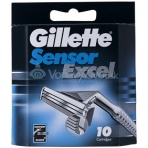 Gillette Sensor Excel 10ks