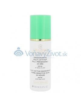 Collistar Multi Active Deodorant 24h W deosprej 100ml