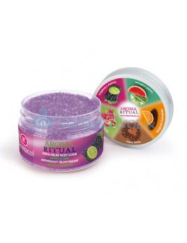 Dermacol Aroma Ritual Body Scrub Grape&Lime 200g W