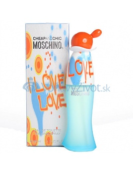 Moschino Cheap & Chic I Love Love W EDT 50ml