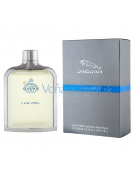 Jaguar Classic Motion Eau De Toilette 100 ml (man)