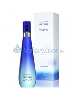 Davidoff Cool Water Wave W EDT 100ml