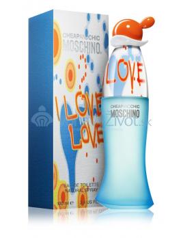 Moschino I Love Love W EDT 100ml
