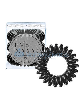 Invisibobble ORIGINAL True Black - černá