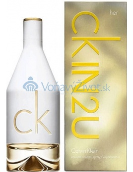 Calvin Klein In2U W EDT 50ml