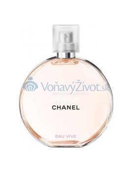 Chanel Chance Eau Vive TESTER Toaletná voda 100ml W