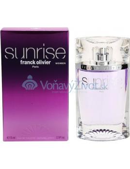 Franck Olivier Sunrise W EDT 75ml
