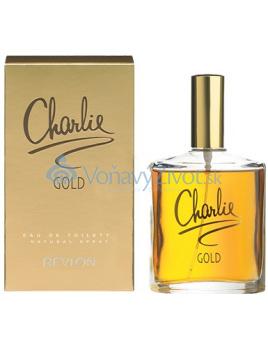 Revlon Charlie Gold W EDT 100ml