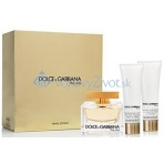 Dolce & Gabbana The One W EDP 75ml + BL 50ml + SG 50ml
