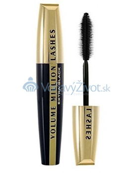 L'Oréal Paris Volume Million Lashes Extra Black 9ml -  Black