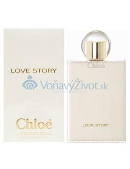 Chloe Love Story Body Lotion W 200ml