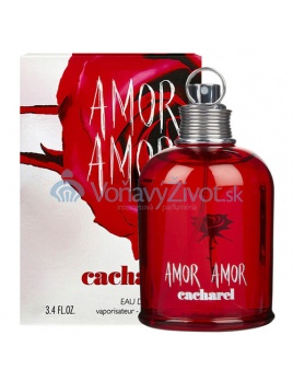 Cacharel Amor Amor W EDT 50ml
