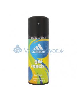 Adidas Get Ready! M deodorant 150ml