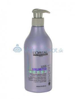 L'Oréal Professionnel Série Expert Liss Unlimited Shampoo 500ml W